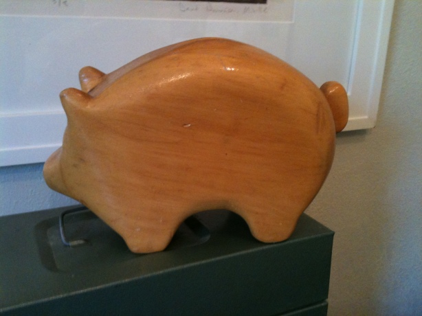 wooden coin bank plans