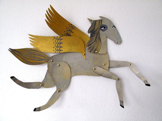 Emma Kidd Horse